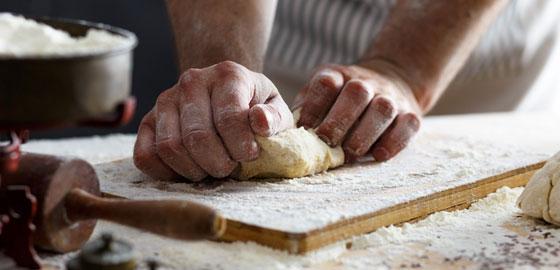 Pasta con farina biologica