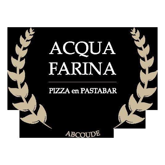 ACQUA FARINA - PIZZA en PASTABAR